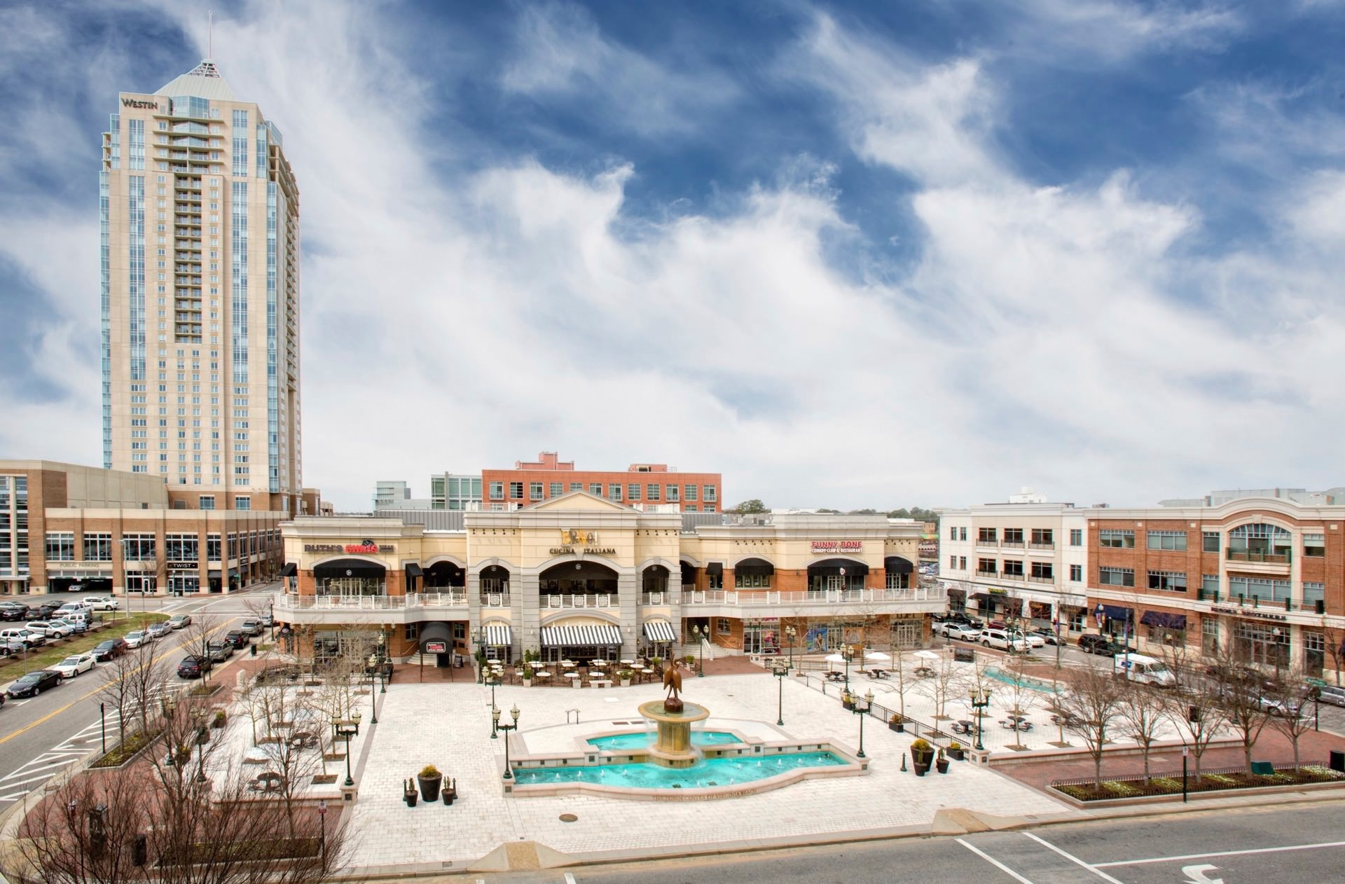 Westin Hotel and Residences at Virginia Beach Town Center
